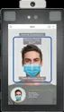 Temperature and Dynamic Face Reader Attendance Access Control With Mask Scanning