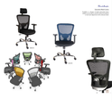 Executive Mesh Chair