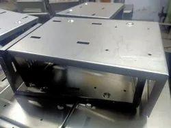 Metalic Control Panel Box