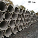 600 Mm Rcc Hume Pipe