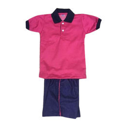 Cotton Plain Kids School Uniform 6224b2806