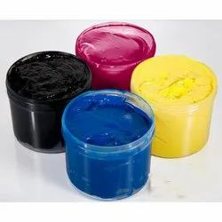 Coloured Paint Thinners