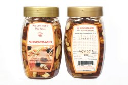 Grostamin (Nuts&Dry Fruits in honey)