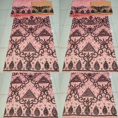 Nigerian George Wrapper Fabric