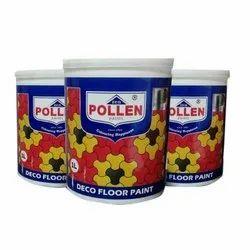 Floor Coat Emulsion, Packaging Type: Can