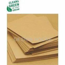 Brown Kraft Paper, Packaging Type: Roll, 60 To 120 Gsm