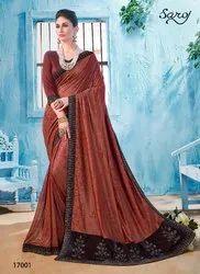 Stylish Fancy Designer Sarees