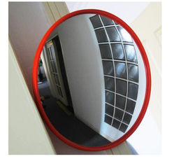 Convex Indoor Mirror