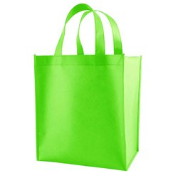 Printed Non Woven Shopping Bag, Capacity: 10 kg