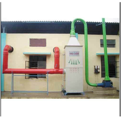 Wet Scrubber Equipment