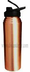 Pure Copper Sipper Bottle