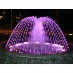 Indosquare Commercial Dome (ring)Fountain