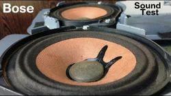 Speaker Testing System