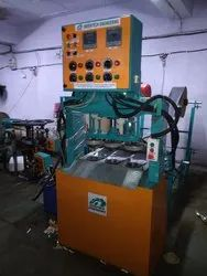 Hydraulic Silver Dona Making Machine