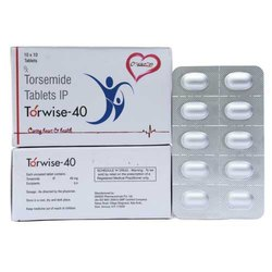 40 mg Torsemide Tablets IP