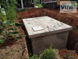 Sewage Storage Tanks