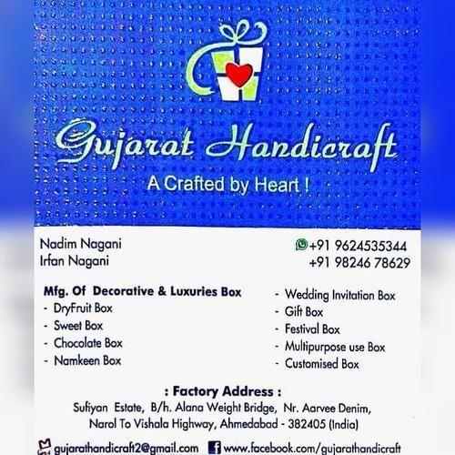 Gujarat Handicraft Manufacturer From Narol Ahmedabad India