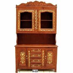 Rectangular Wooden Almirah