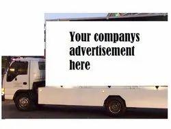 Mobile Billboard Advertising, Location: Delhi