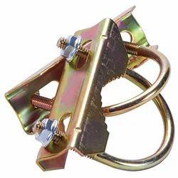 Cast Iron U Bolt Clamp Kit, 2-5mm