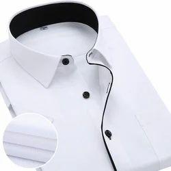 Mens Cotton Full Sleeves Formal Shirt