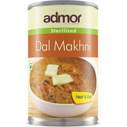 Admor Canned Dal Makhni, Packaging Type: Can