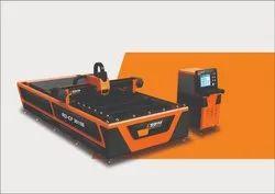 Single Plate Fiber Laser Cutting Machine