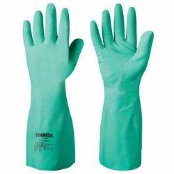 Nitrile Chemical Safety Gloves