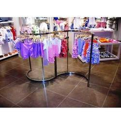 Kids Wear Display Rack