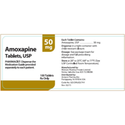 Amoxapine 50mg