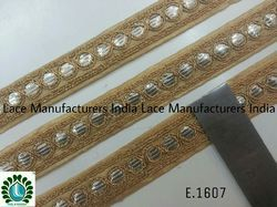 Fancy Embroidery Lace E1607