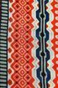 Natural Munga Silk Printed Fabric