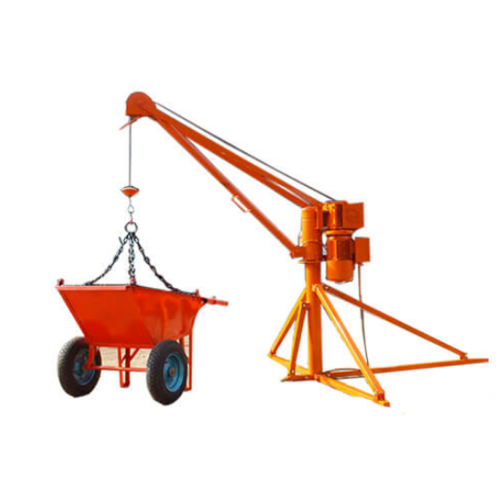 Construction Mini Lift Capacity 0 05 Ton Rs 62500 Unit Id