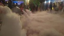Dry Ice Smoke Special Entry For Wedding
