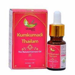 Vedagiri Herbals Kumkumadi Thailam, 12 Ml, Non prescription