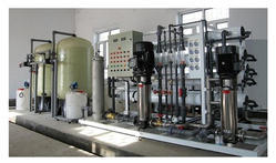 1000-10000 LPH RO Water Treatment Plant