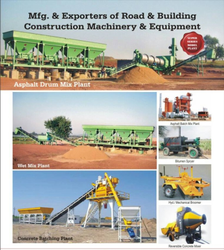 Asphalt Plant Capacity: 40 To 120 Tons/hour