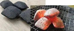 Coconut Shell Charcoal Briquettes - Pillow/Hexa  - MoQ: 10Ton