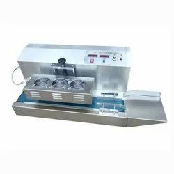 Automatic Continuous Magnetic Induction Sealer