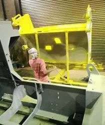 Machinery Painting Services