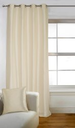 Lushomes I Silk Door Curtain
