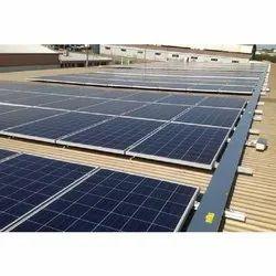 Grid Tie Commercial Solar Power Plant, Capacity: 10 Kw