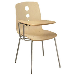 Bentwood Half Writing Pad Chair