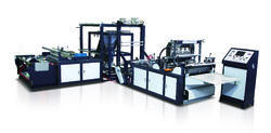 Fully Automatic Non Woven Bag Making Machine, 40-60