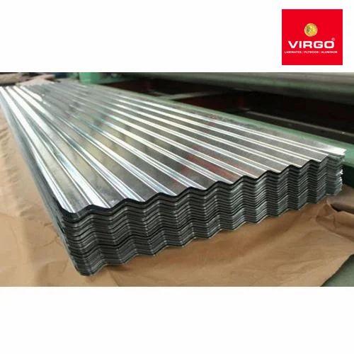 Virgo Circular Aluminium Roofing Sheets Aluminum Corrugated Sheets Aluminum Roofing Aluminium Roofing Sheet Aluminium Roofing Aluminium Corrugated Sheets Virgo Laminates Limited Delhi Id 20378425912