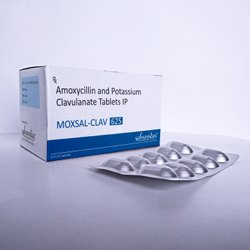 Amoxicillin Clavulanic 625