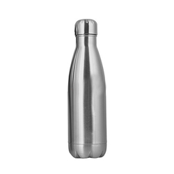 3b6256e182 Nayasa Silver SS Hot And Cold Water Bottle, Rs 400 /piece | ID ...