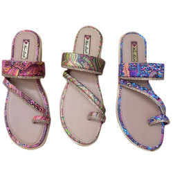 Women Embroidered Sandals