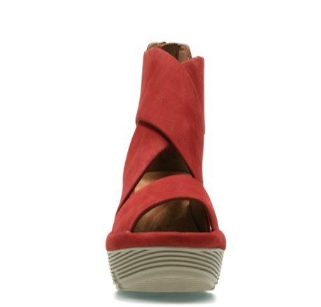 08a3a1da871a Clarks Daily Wear And Casual Red Sandal