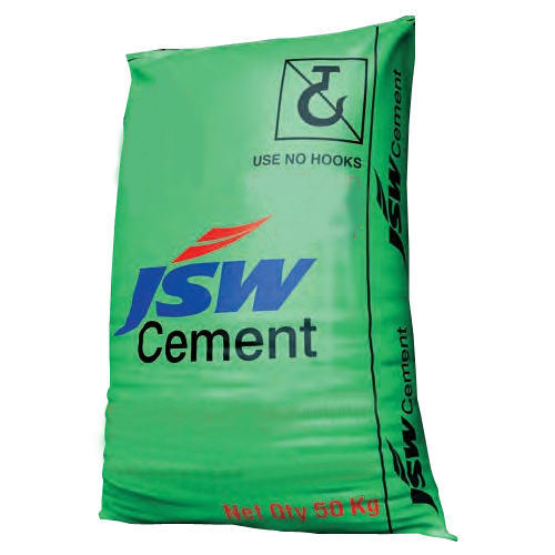 JSW Cement, Packing Size: 50 Kg